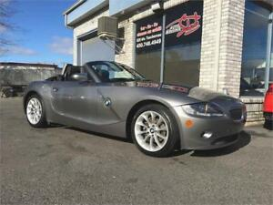 2005 BMW Z4 2,5i ROADSTER **MANUAL** **96114KM CERTIFIER**