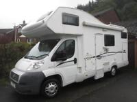 2007 CI CARIOCA 656 REAR BUNK BEDS, END GARAGE MOTORHOME FOR SALE