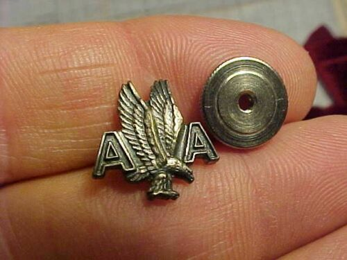 ORIGINAL VINTAGE AMERICAN AIRLINES BALFOUR STERLING SERVICE PIN