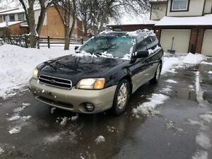 2000 Subaru Outback Limited AWD