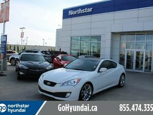 2012 Hyundai Genesis Coupe 2.0T Premium, Leather, Sunroof