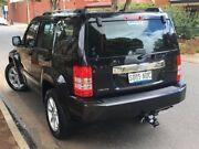 2012 Jeep Cherokee KK MY12 Limited Black 4 Speed Automatic Wagon West Hindmarsh Charles Sturt Area Preview