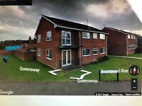 1 Bedroomed fully furnished flat for rent. Excellent area. New kitchen & bathroom.