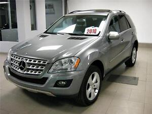 2010 ML350 BlueTEC 4MATIC, DIESEL, NAVIGATION, 99$/sem.