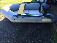 8 FT INFLATABLE BOAT