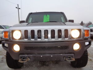 2006 HUMMER H3-4X4-LEATHER-SUNROOF-ONE OWNER-NO ACCIDENT