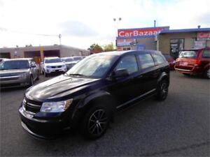 2012 DODGE JOURNEY 4 CYL SPACIOUS CLEAN EASY CAR FINANCE AVAILAB