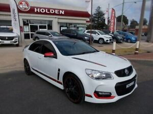 2017 Holden Commodore SS-V REDLNE M/S White 6 Speed Automatic Sedan Young Young Area Preview