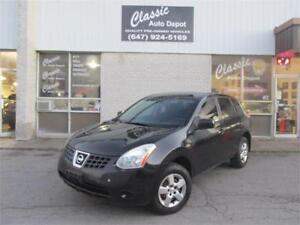 2008 NISSAN ROGUE S *AUTOMATIC,GAS SAVER!!!*
