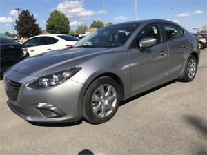 2014 Mazda Mazda3 GX-SKY *49,000KM* A/C BLUETOOTH GROUP ELECT