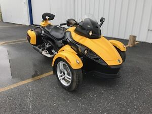 2009 can am SYDER RS SM5