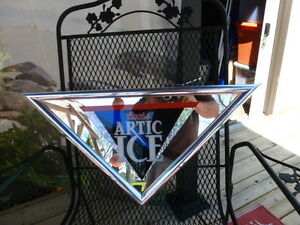 COORS ARTIC ICE MIRROR