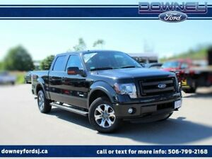 2014 Ford F-150 FX4 Series 400A Power Group With Sync and Backup