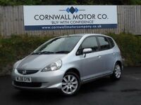 HONDA JAZZ 1.3 DSI SE 5d AUTO 82 BHP MOT AND SERVICE JUST DON (silver) 2006