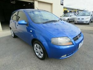 2007 Holden Barina TK MY07 Blue 4 Speed Automatic Hatchback Werribee Wyndham Area Preview