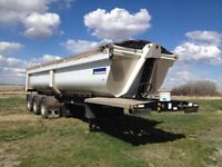 2013 Tecumseh End Dump for Rent