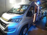 Fiat Ducato Tribute 670 AUTOMATIC DIESEL MANUAL 2017