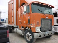1999 International 9800 6x4, Used Cabover Tractor