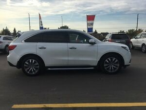 2015 Acura MDX Technology Package 4dr SH-AWD