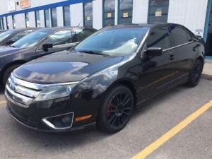 2010 FORD FUSION SPORT AWD/BACK UP CAMERA/SENSORS/SUNROOF/ALLOYS
