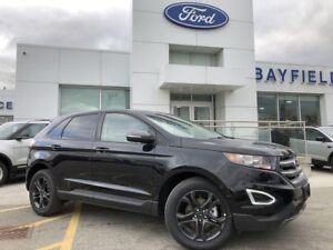2018 Ford Edge SEL WINTER PERFORMANCE PACKAGE INCLUDED