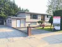 SPACIOUS HOME in Agassiz with SUITE + SHOP