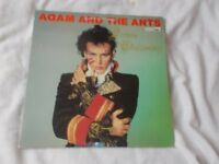 Vinyl LP Prince Charming Adam And The Ants CBS 85268 Stereo 1981