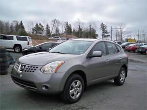 SPECIAL! $112 BI WEEKLY OAC. 2010 NISSAN ROGUE ! AWD!LOW MILEAGE