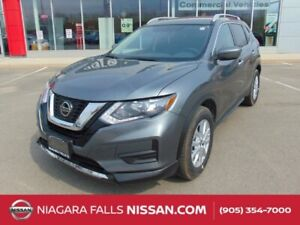 2019 Nissan Rogue S FWD SPECIAL EDITION   HEATED WHEEL   DUAL-ZO
