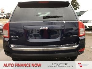 2013 Jeep Compass Limited 4x4 LEATHER REDUCED BUY HERE PAY HERE Edmonton Edmonton Area image 9