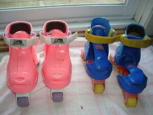 PATIN A ROUE ALIGNE POUR PETIT ENFANTS