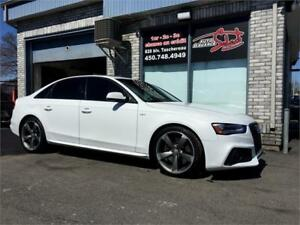 2014 Audi S4 Progressiv **MANUAL 6 SPEED** 465HP