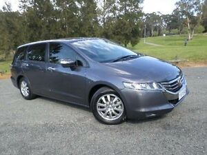 2012 Honda Odyssey RB MY12 Grey 5 Speed Automatic Wagon Belconnen Belconnen Area Preview