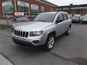 2012 Jeep Compass Sport VUS +++56$$ /SEMAINE +++ 100% APPROUVE