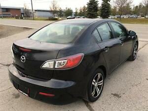 2012 Mazda3! New Brakes! Keyless Entry! A/C! Power Options! London Ontario image 4