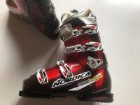 Nordica ski boots -suit shoe size 9-10