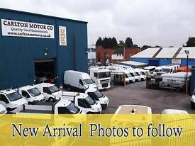 2008/ 58 Ford Transit Connect T230L High roof panel van Twin side doors L/miles