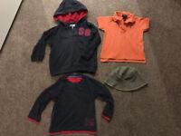 Boys Christmas Bundle Age 12-24 months (4 items) Ralph Lauren etc