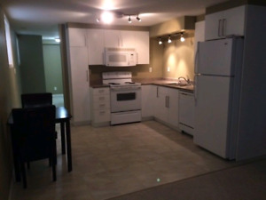 1 bedroom basement apartment walk to UBC 975$