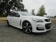 2016 Holden Commodore VF II MY16 SV6 Sportwagon Black White 6 Speed Sports Automatic Wagon Old Reynella Morphett Vale Area Preview