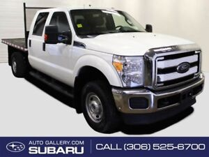 2015 Ford Super Duty F-350 SRW XLT | CREW CAB | 4X4 | 9' DECK |