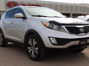 2012 Kia Sportage EX 4dr AWD, UVO, HEATED SEATS,
