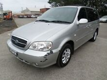2005 Kia Carnival KV11 LS Silver 4 Speed Automatic Wagon Georgetown Newcastle Area Preview