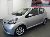 Toyota AYGO 1.0 VVT-i 2008 5 Door Platinum a/c High Spec Fantastic Condition