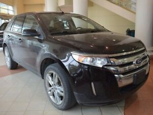 2013 Ford Edge Limited All-wheel Drive