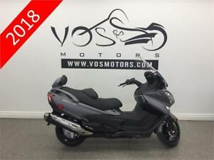 2018 Suzuki AN650ZL8 - V3195 - No Payments For 1 Year**