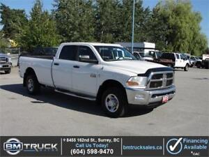2010 DODGE RAM 3500 SLT CREW CAB LONG BOX 4X4 **DIESEL**