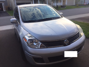2007 Nissan Versa 1.8 S with Free winter tires