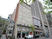 Apartment  to rent  front of Mcgill university