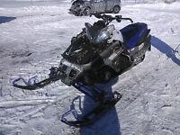 pièces motoneige yamaha vector apex nytro venture 2005 et plus